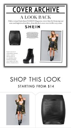 """""""SheIn 6/2"""" by dilruha ❤ liked on Polyvore featuring WithChic"""
