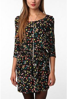 Cooperative Blouson dress from Urban Outfitters