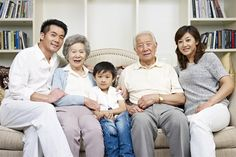 """Filial piety - Is an important value in Confucianism. According to Confucius, """"Respecting and supporting the family's senior members and handling their funeral affairs (zunlao, jinglao, yanglao, songlao, 尊老、敬老、养老、送老)"""" are duties of younger generations, and """"caring for the old and nurturing the young (lao you duo yang, shao you suo yi, 老有所养,少有所依)"""" are fundamental family virtues."""
