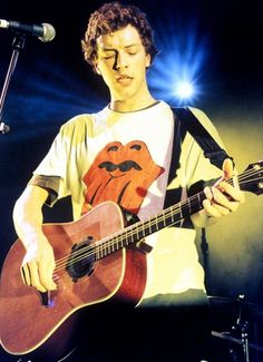Young Chris Martin....holy cow