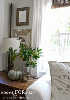Fall Home Tour {2014} - Rooms For Rent blog