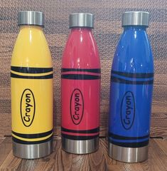 Water Bottle Crafts, Custom Water Bottles, Water Bottle Design, Cute Pizza, Personalized Starbucks Cup, Cup Design, Mason Jar Diy, Custom Tumblers, Teacher Appreciation