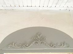 Make an impression of your doorway with these simple embellishments Ornamental Mouldings, Doorway, Embellishments, Bling, Rustic, Ornaments, Simple, Creative, How To Make