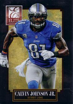 Calvin Johnson - Detroit Lions