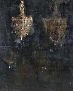 iamjapanese:  Piero Pizzi Cannella(Italian, b.1955) Salon de Musique  2011 olio su tela