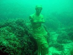 Underwater Museum Ukraine Travel