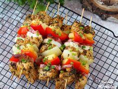 Bruschetta, Halloumi, Cobb Salad, Grilling, Chicken, Ethnic Recipes, Food, Gastronomia, Chili Con Carne