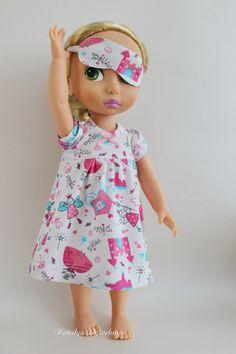 nightdress. Disney animators dolls. Rapunzel