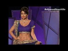 shriya saran looking stunning in low waist lehenga choli.