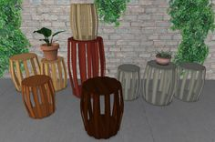 MUSTLUVCATZ TABLE CONVERSIONS at Leo Sims via Sims 4 Updates