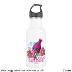 Trolls | Poppy - Show Your True Colors Water Bottle