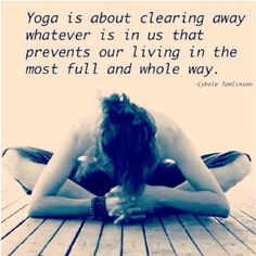 Yoga heals the mind, body and soul by helping you twist out stored emotional energy in your body. Connect to your true self in a deeply spiritual practice. Find peace, happiness and fulfillment on the mat!