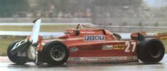 'Give' and 'up' were two words that Gilles Villeneuve never used