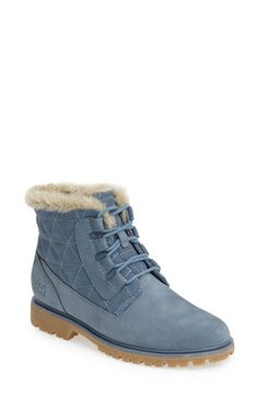 Helly Hansen 'Vega' Waterproof Leather Boot (Women) available at #Nordstrom- Color: New Wheat/Natural