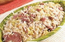 arroz caipira mineiro