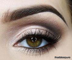 Уроки макияжа от Джоанны / вечерний макияж 2013