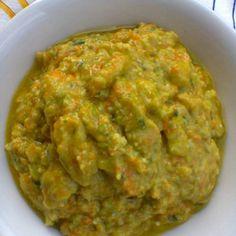 Ricetta PESTO DI FIORI DI ZUCCHINE pubblicata da alekos2 - Questa ricetta è nella categoria Salse, sughi, condimenti, creme spalmabili e confetture