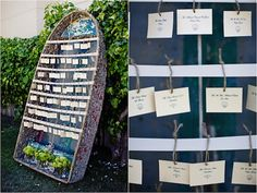Nautical Boat Place Card Holder