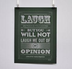 Jane Austen quote