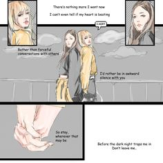 "Bobby's Alice on Twitter: """"Just stay with me""  #comic based on #blackpink #stay #nylonjapan #jensa #jenlice #jennie #lisa #블랙핑크 #jenniekim #Lalisa #STAY #rose #jisoo https://t.co/IbLHrEgoJK"""