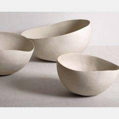 Nathalie Derouet Ceramic Bowls