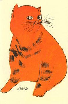 Коты Энди Уорхола - Ru_Cats