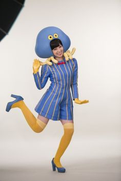 ホイミンになりきる橋本環奈が可愛す Cute Girls, Wetsuit, Disney Characters, Fictional Characters, Mario, Costumes, Disney Princess, Celebrities, Pretty