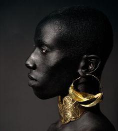 Black woman, photography by BBFK   Beautiful!