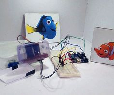 In this Instructables I'm going to show you how to build an Automatic Fish Food Feeder. So you don't have to remember to feed your fish daily because your Arduino will do it for you. You can also set timers at which the fish get fed automatically like ever 6 hours or so.This is exclusively for those beginners who want to have the knowledge of Servo motors and Arduino. This is very simple to construct and no soldering skills are required.Here is an intro to What is a servo ? A Servo motor is…