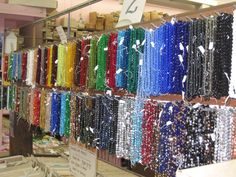 Beads, Beads, Beads,  Berger Specialty, Co., Inc.  Los Angeles, CA   Berger Beads Since 1938- 4 th Generation www.bergerbeads.net