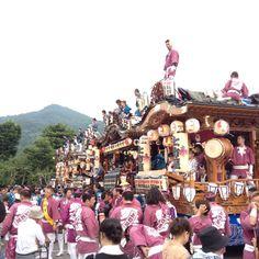 鬼石夏祭り