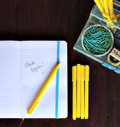 The cutest way to write to-do lists! @Poppin #officesupplies