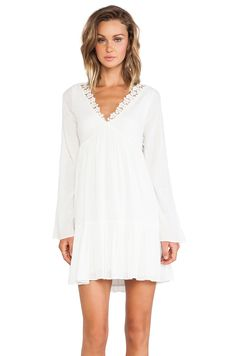 Gentle Dreamer Dress - Free People #REVOLVEclothing