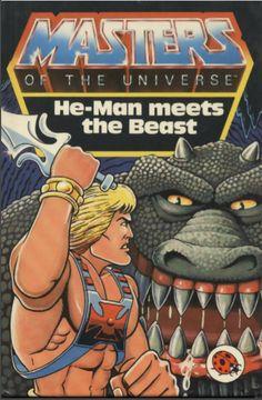 He-Man meets the Beast