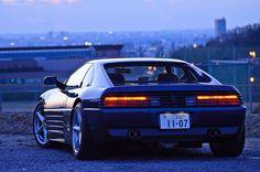 Ferrari by Scuderia Blue Ferrari 348, Good Looking Cars, Top Cars, Amazing Cars, Exotic Cars, Motor Car, Concept Cars, Custom Cars, Cars And Motorcycles