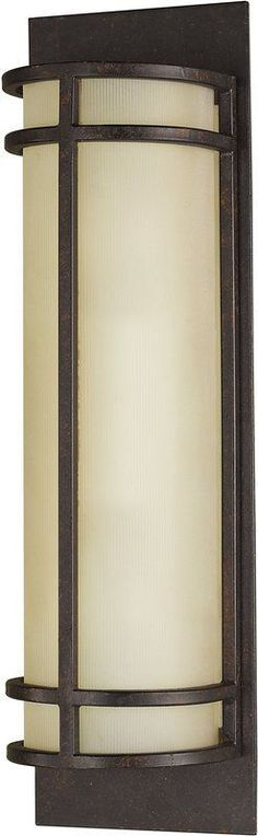 View the Murray Feiss WB1282 Fusion 2 Light Reversible ADA Wall Sconce at LightingDirect.com.
