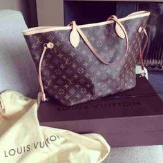 Brown/Beige Louis Vuitton Handbags #Louis #Vuitton #Handbags