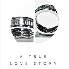 Love S, True Love, Wedding Rings, Engagement Rings, Jewelry, Jewellery Making, Jewerly, Jewelery, Commitment Rings