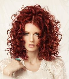 red curly hair - Google Search