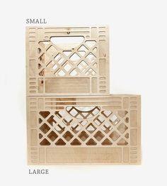 Wooden-milk-crate