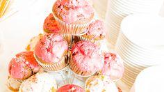 galeria - restauracja w Ciechanowie Mini Cupcakes, Catering, Desserts, Food, Tailgate Desserts, Deserts, Essen, Dessert, Yemek