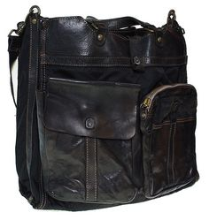 Campomaggi   Herrentasche VEVLVR   braun   dark brown #campomaggi #bag