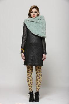 World Criterion of Merit Wrap-Green Fur