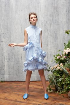 Audra Spring 2018 Ready-to-Wear Collection Photos - Vogue