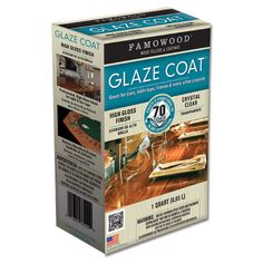 FAMOWOOD GLAZE COAT Epoxy Coating - Products