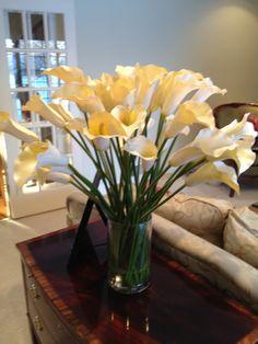 NDI Flowers  Calla Lillies