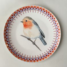 Porcelain Ceramics, China Porcelain, Diy And Crafts, Arts And Crafts, Posca, Dot Painting, Vintage China, Craft Gifts, Pottery