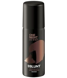 BBLUNT One Night Stand Temporary Hair Colour - Bronze (54ml)