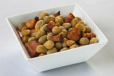 Fava Bean and Chourico Stew recipe from Tia Maria's blog  http://portuguesediner.com/tiamaria/favas/