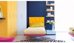 Cette armoire lit est parfaite pour les plus petites chambres. Plusieurs coloris et options sont disponible pour ce produit.